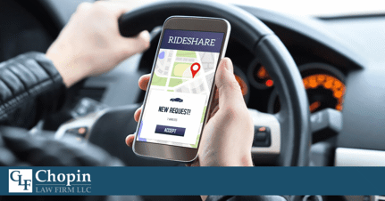 Rideshares and Distracted Driving